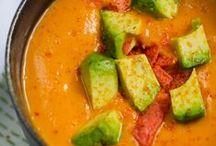 Foodie Girl::Soups / by Karen Johnson