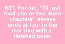 i Read / by Kayla Bailey