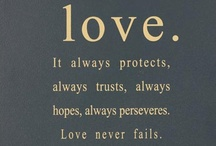 LOVE / by Kayla Bailey