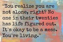 Awesome Quotes / by Amanda Cornett
