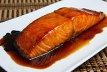 Main - Fish, Seafood / by Maria D Reina