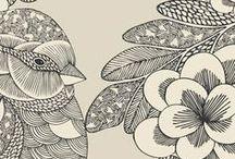 Patterns / by Jen Rizzo