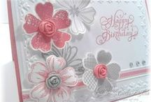 Cards Stampin Up / by Gayle Revie