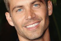 """Paul Walker / """"If one day the speed kills me, do not cry because I was smiling"""" ~ Paul Walker / by Lisa Biernacki"""