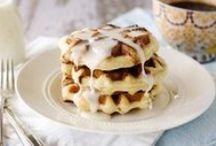 Breakfast Anyone? / by Christina |Sweet Pea's Kitchen