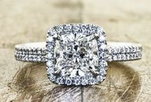 Diamonds are a girl's best friend / by Amy Savaria
