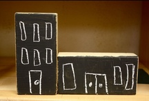 Chalk Ideas for Kids / This board is filled with fun ideas all related to chalk. Ideas to make, diy chalk recipes, and more! Yay Chalk! / by Deborah @ Teach Preschool