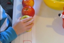 Apples / by Deborah @ Teach Preschool