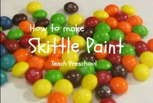 Craft Recipes / by Deborah @ Teach Preschool