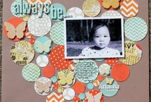 Scrap Happy / Scrapbook layouts, sketches, products, and ideas / by Holly Michelle