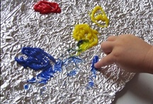 Aluminum Foil / by Deborah @ Teach Preschool