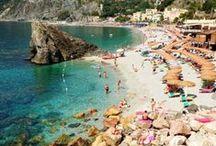 vacation hot spots / by christina