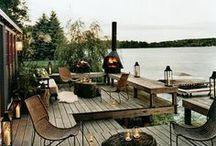 backyard / rooftop inspiration / by christina