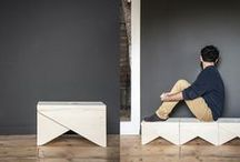 furniture_chairs, beds, sofas... / by Orsi Glavanovics