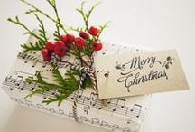 Holiday Crafts & Decor / by Lily Thayer