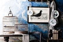 interior_wall decoration / by Orsi Glavanovics