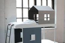 furniture_bunk beds / by Orsi Glavanovics
