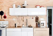 kitchen and dining / Places and things for the munching and the slurping. / by Leah Dent
