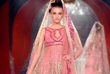 Anarkali Churidar & Kameez / by Ragtime Doll