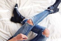 my kinda style / All the clothes, shoes, etc. that I'm in love with.  / by Charissa Angel