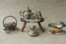Miniatures I love / by Karin Caspar