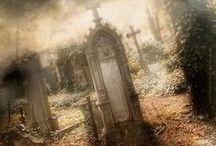 cemetery / by Karin Caspar