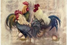 I like Chickens! / by Melissa Henkel