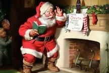Santas / by Melissa Henkel