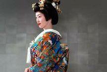 Heirloom   白無垢や色打掛など / Japanese formal wedding garments / by Ragtime Doll