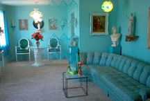 Tiffany Blue / Another ONE of my favorite colors... / by Stacey Ziegler