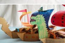 kids arts and crafts / art and craft resources for children / by Sarah Womack