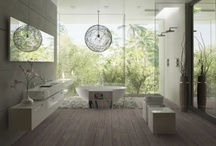 Bathrooms / I like the idea of a spa bathroom... / by Stacey Ziegler