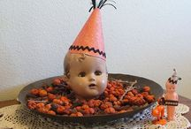 My Favorite Time of Year! / Halloween decorations and Halloween ideas / by Mary Relator