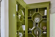 Shelving Units / Bookcases/Dividers/Screens / The title says it all / by Stacey Ziegler