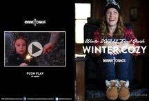 Minnetonka Winter 2012 - 2013 Trend Guide / by Minnetonka Moccasin