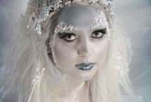 Costuming: Snow Queen Inspiration / by Lois Joy Wetherington