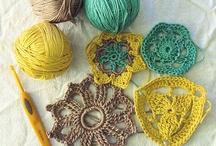 crochet / by Randi Uehlein