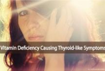 Hypothyroidism Info / by Annette Valencia-Guenther