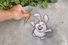 Graffiti and Street Art / Frodo Lives. / by Periain B