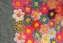 Hexi Quilt Love / by Joy James
