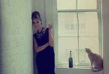 Audrey / All things Audrey Hepburn / by Desiree Roose