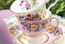 Tea Time / by Debbie Wiens