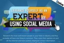 Marketing & Social Media / by Jessica Kraus