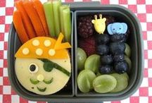 Kids Cool Lunches ideas / by Kitty Hawker