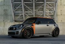 Be Mini, Go Kart / Mini cooper / by Lou Sa