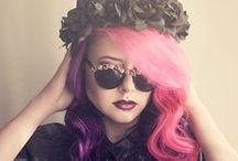 Hair, Make-up & Nails / by Kalob Cunningham