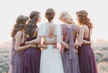 WEDDING :: bridesmaids / by Jeanine Linder