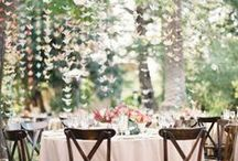 WEDDING :: tables / by Jeanine Linder