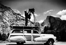 ANSEL ADAMS / by Myrtle Philbeck