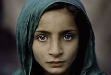 PHOTOGRAPHER STEVE MCCURRY / by Myrtle Philbeck